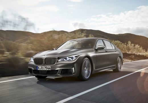 BMW 740Ld xDrive Sedan G11 G12 I 3.0 320KM (diesel)