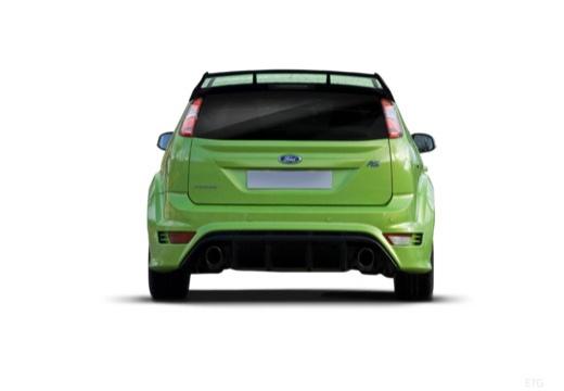 FORD Focus IV hatchback tylny