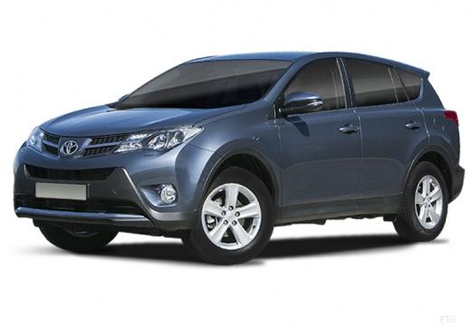 Toyota RAV4 VII kombi silver grey