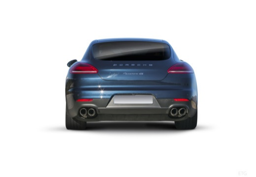 PORSCHE Panamera hatchback tylny