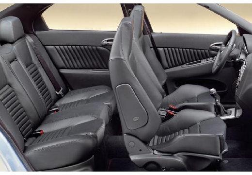 ALFA ROMEO 156 II sedan wnętrze
