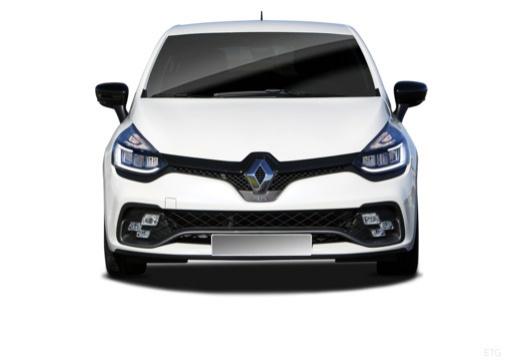 RENAULT Clio IV II hatchback przedni
