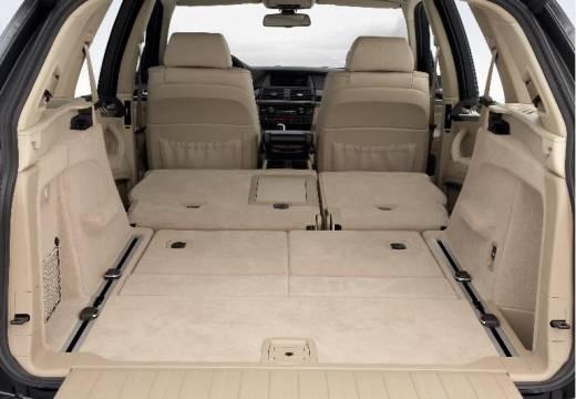 BMW X5 kombi przestrzeń załadunkowa