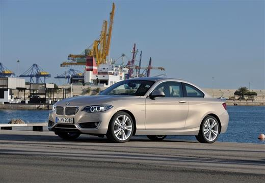 BMW Seria 2 coupe