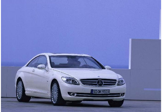 MERCEDES-BENZ CL 600 Coupe C 216 I 5.6 517KM (benzyna)