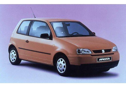 SEAT Arosa 1.4 Safety Hatchback I 60KM (benzyna)