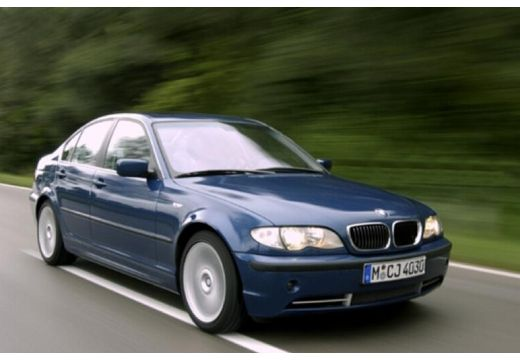 BMW 320i Sedan E46/4 2.2 170KM (benzyna)