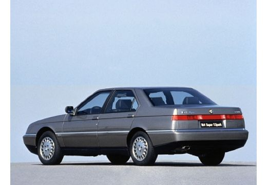ALFA ROMEO 164 I sedan silver grey tylny lewy