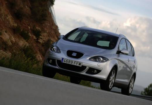 SEAT Altea Hatchback XL I