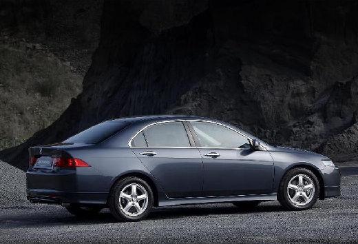 HONDA Accord V sedan szary ciemny tylny prawy
