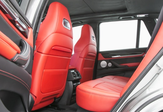 BMW X5 X 5 F15 kombi wnętrze