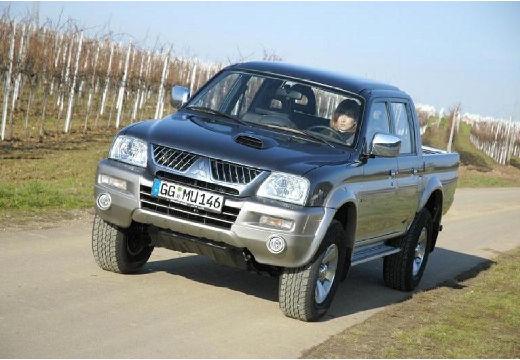 MITSUBISHI L200 2.5 TD WORK Pickup I 115KM (diesel)