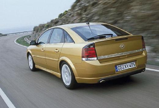 OPEL Vectra C I hatchback złoty tylny lewy