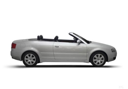 AUDI A4 Cabriolet 8H I kabriolet boczny prawy