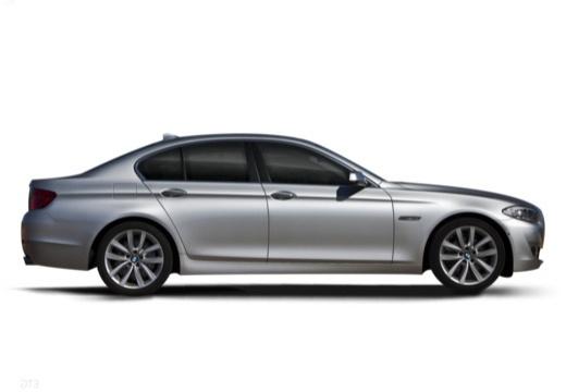 BMW Seria 5 F10 II sedan boczny prawy