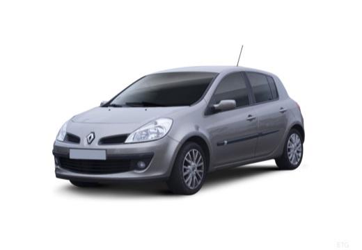 RENAULT Clio III I hatchback przedni lewy