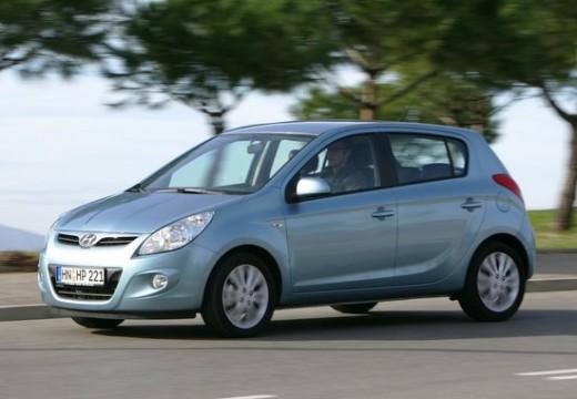 HYUNDAI i20 1.2 Classic EU5 Hatchback I 1.3 78KM (benzyna)