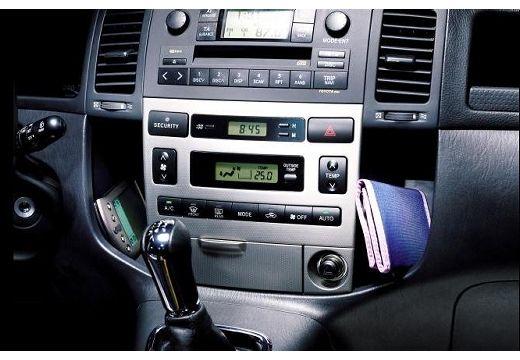 Toyota Corolla Verso I kombi mpv szczegółowe opcje