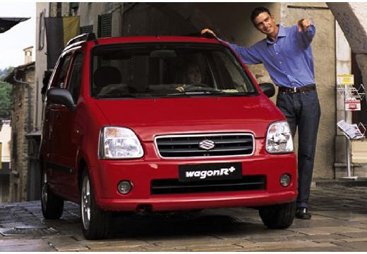 SUZUKI Wagon R+ 1.3 VVT GLX Hatchback II 1.4 93KM (benzyna)