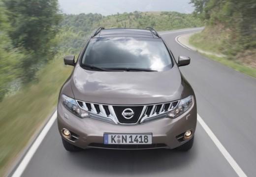 NISSAN Murano 3.5 V6 Premium Kombi II 252KM (benzyna)