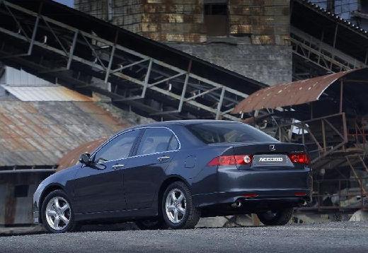 HONDA Accord V sedan szary ciemny tylny lewy