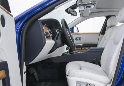 ROLLS-ROYCE Ghost I sedan wnętrze