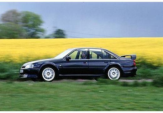 OPEL Omega A II sedan czarny przedni lewy