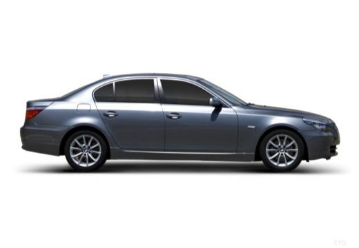 BMW Seria 5 E60 II sedan boczny prawy
