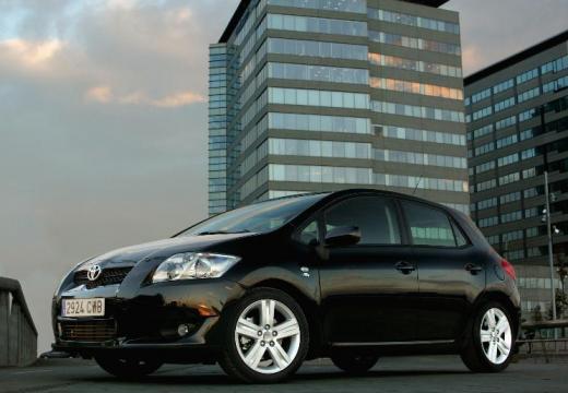 Toyota Auris 1.6 VVT-i Sol MM Hatchback I 124KM (benzyna)