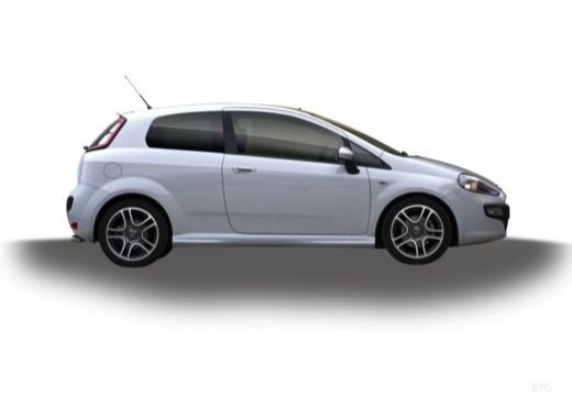 FIAT Punto Evo hatchback