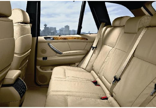 BMW X5 X 5 E53 II kombi wnętrze