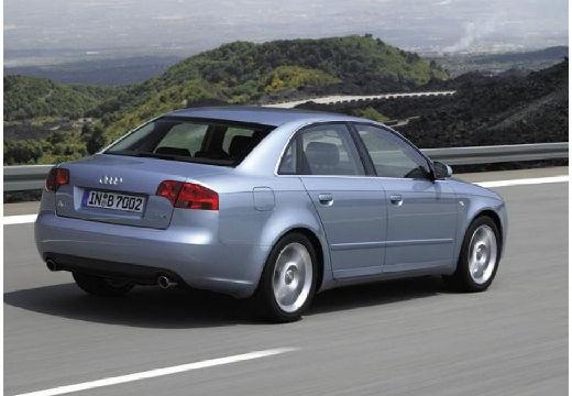 AUDI A4 8E II sedan niebieski jasny tylny prawy