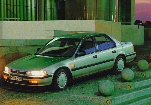 HONDA Accord II sedan silver grey przedni lewy