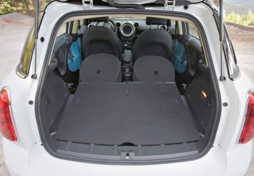 MINI [BMW] Mini MINI Countryman kombi przestrzeń załadunkowa