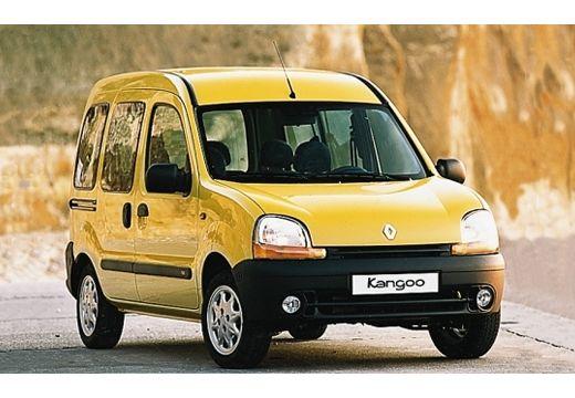 RENAULT Kangoo 1.9 dCi Authentique 4x4 Kombi I 80KM (diesel)