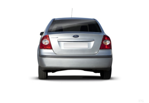 FORD Focus III sedan silver grey tylny
