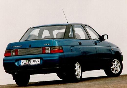 LADA 110 I sedan niebieski jasny tylny prawy