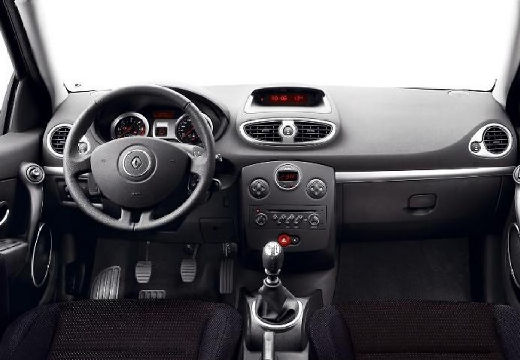 RENAULT Clio III I hatchback tablica rozdzielcza