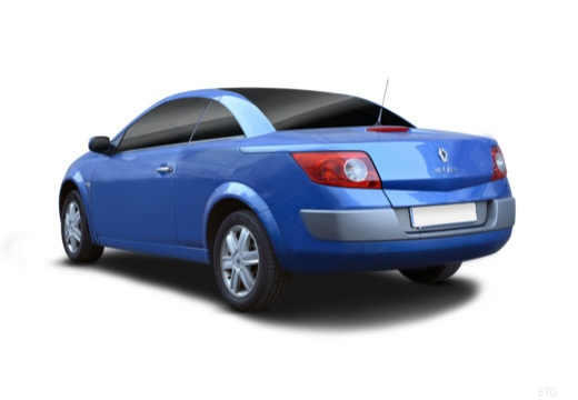 RENAULT Megane CC kabriolet tylny lewy