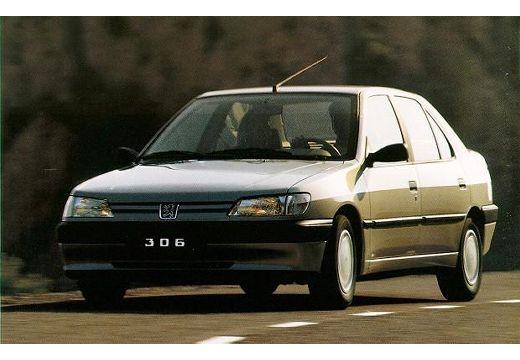 PEUGEOT 306 sedan przedni lewy