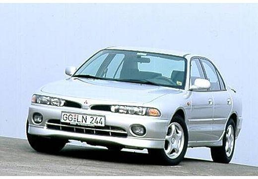 MITSUBISHI Galant sedan silver grey przedni lewy