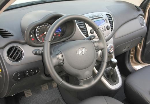 HYUNDAI i10 II hatchback tablica rozdzielcza