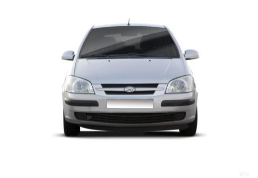 HYUNDAI Getz hatchback przedni