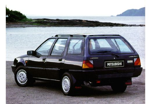 mitsubishi lancer 1800 d glx 4wd kombi i 1 8 58km 1987. Black Bedroom Furniture Sets. Home Design Ideas