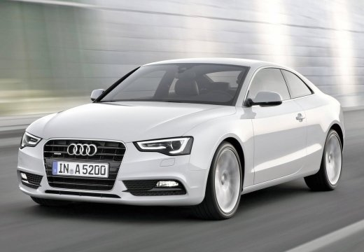 AUDI A5 3.0 TFSI Quattro S tronic Coupe II 272KM (benzyna)