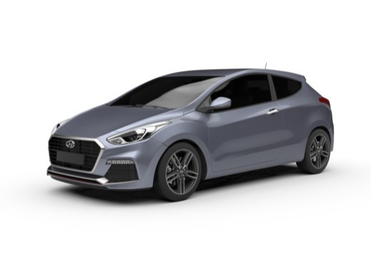 HYUNDAI i30 1.6 GDI Turbo Luxury Hatchback IV 186KM (benzyna)