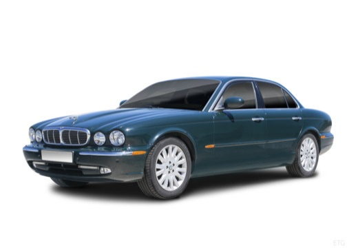JAGUAR XJ IV sedan