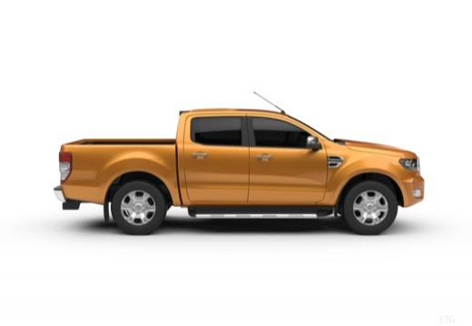 FORD Ranger pickup boczny prawy