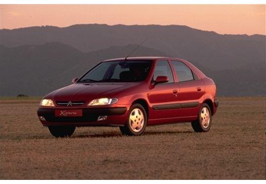 CITROEN Xsara 1.9 TD PX Hatchback I 2.0 90KM (diesel)