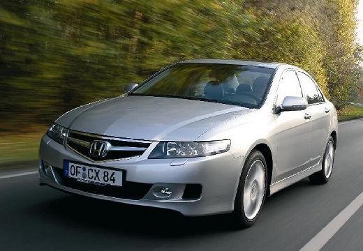HONDA Accord VI sedan silver grey przedni lewy